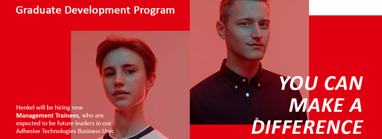 Henkel - Graduate Development Program