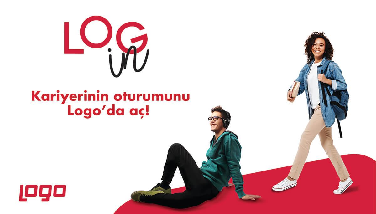 Logo Yazılım - Log-in Staj Programı Gallery