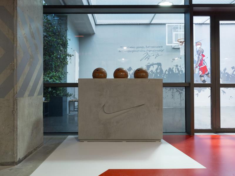 Nike Summer Internship Gallery