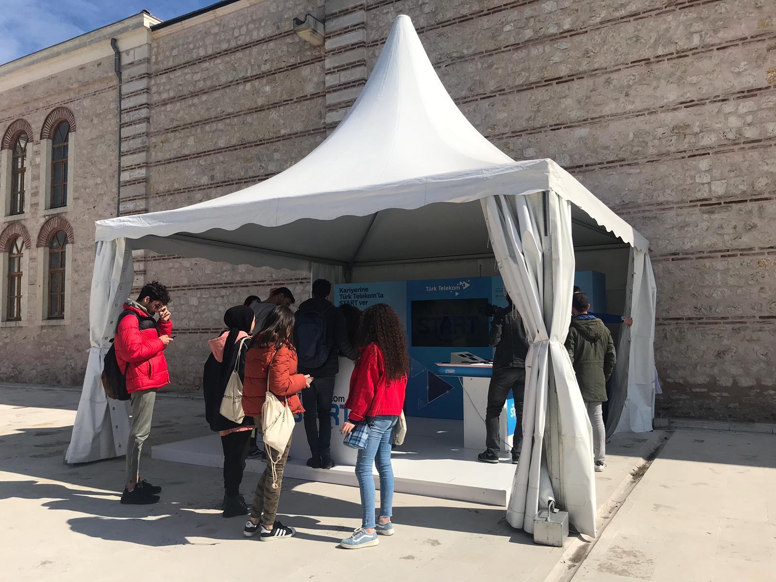 Türk Telekom - Türk Telekom START Gallery