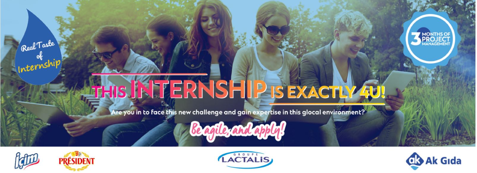 Ak Gıda - Real Taste of Internship