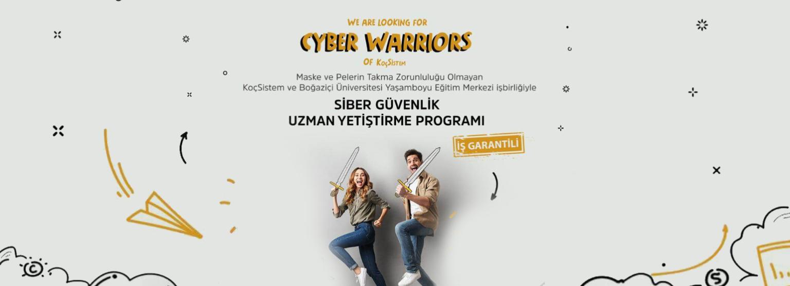 KoçSistem - Siber Güvenlik Uzman Yetiştirme Programı