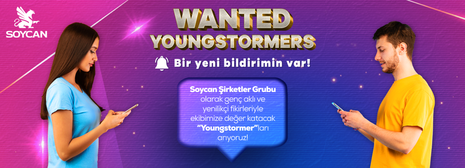 Soycan Group of Companies - Youngstormers