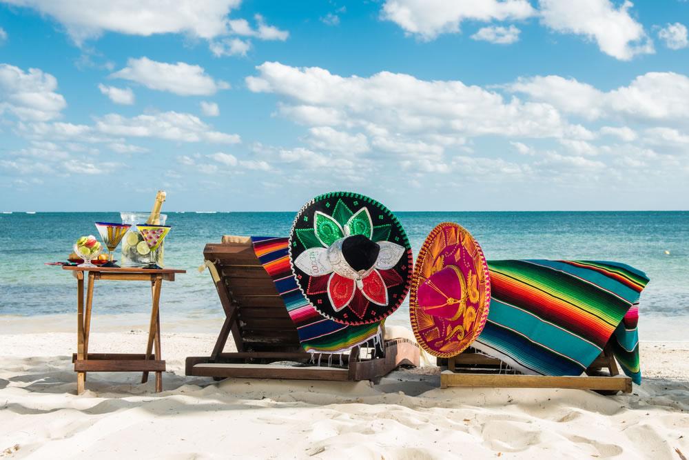 $269(461.14BGN)   Return Flights  From New York  and San Francisco to Mexico City  ,Cancun ,Guadalajara Acapulco and Tijuana