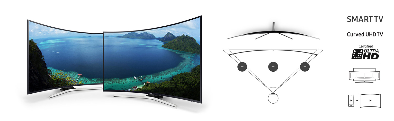 €439 Samsung Smart TV 40''