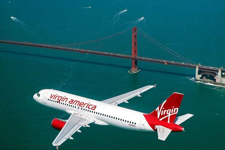 $39(66.86BGN) for $100(171.43BGN) Towards for any flights on Virgin America