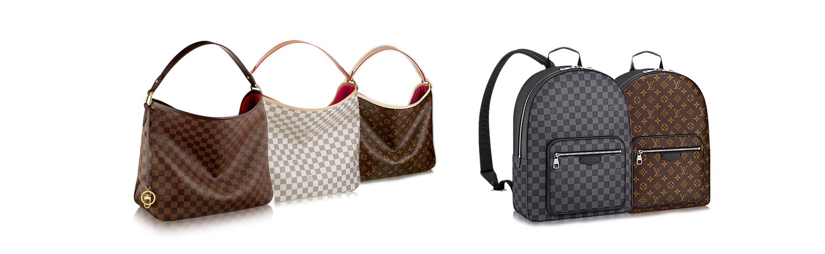Louis Vuitton τσάντες από €899!!