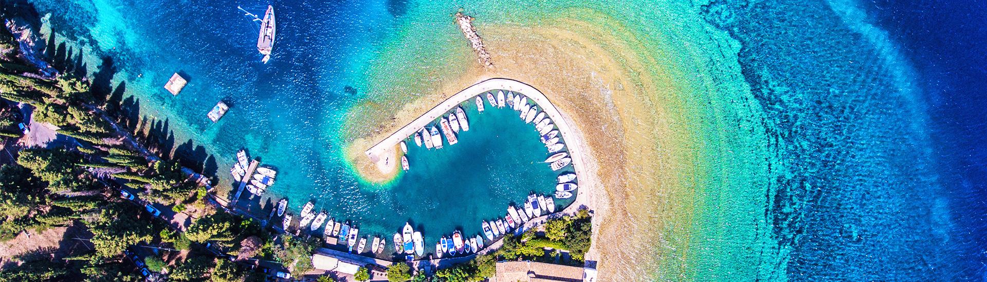 €269 για 7 μέρες στο νησί των Φαιάκων, την Κέρκυρα