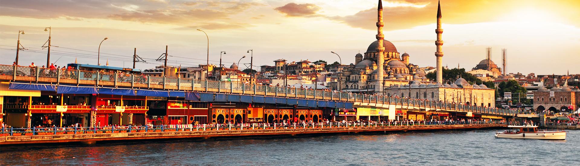 €129 για 3ημερο στη Κωνσταντινούπολη!