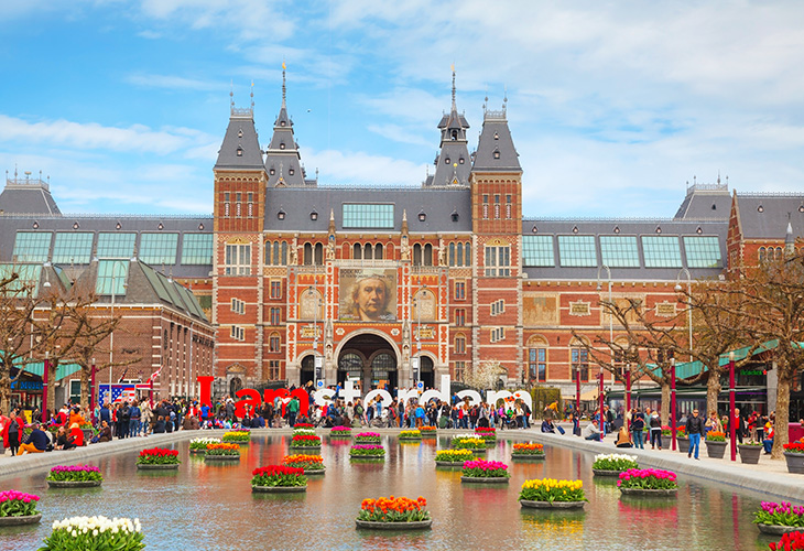 €369 για 4 μέρες στο Άμστερνταμ σε 4* Ξενοδοχείο