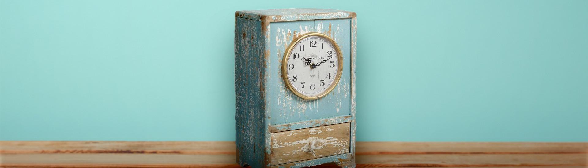 €59 για ένα Ξύλινο ρολόι Homania