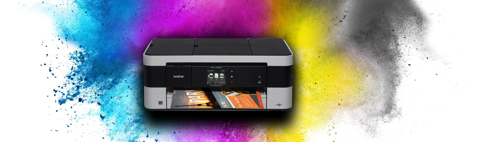 €149 για έναν εκτυπωτή Duplex Wifi Brother