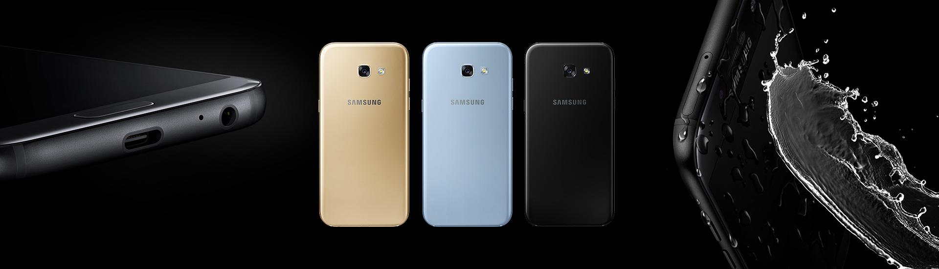 €220 μόνο για το Samsung Galaxy A5 2017 (32GB)