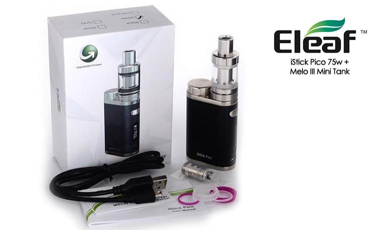 €48 για ένα Ηλεκτρονικό Τσιγάρο Eleaf iStick