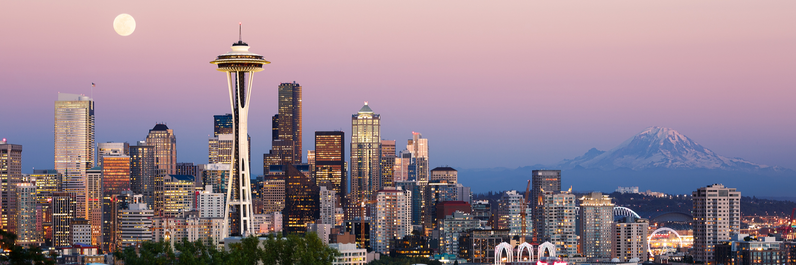 $289 per night for 2 at the Edgewater Seattle