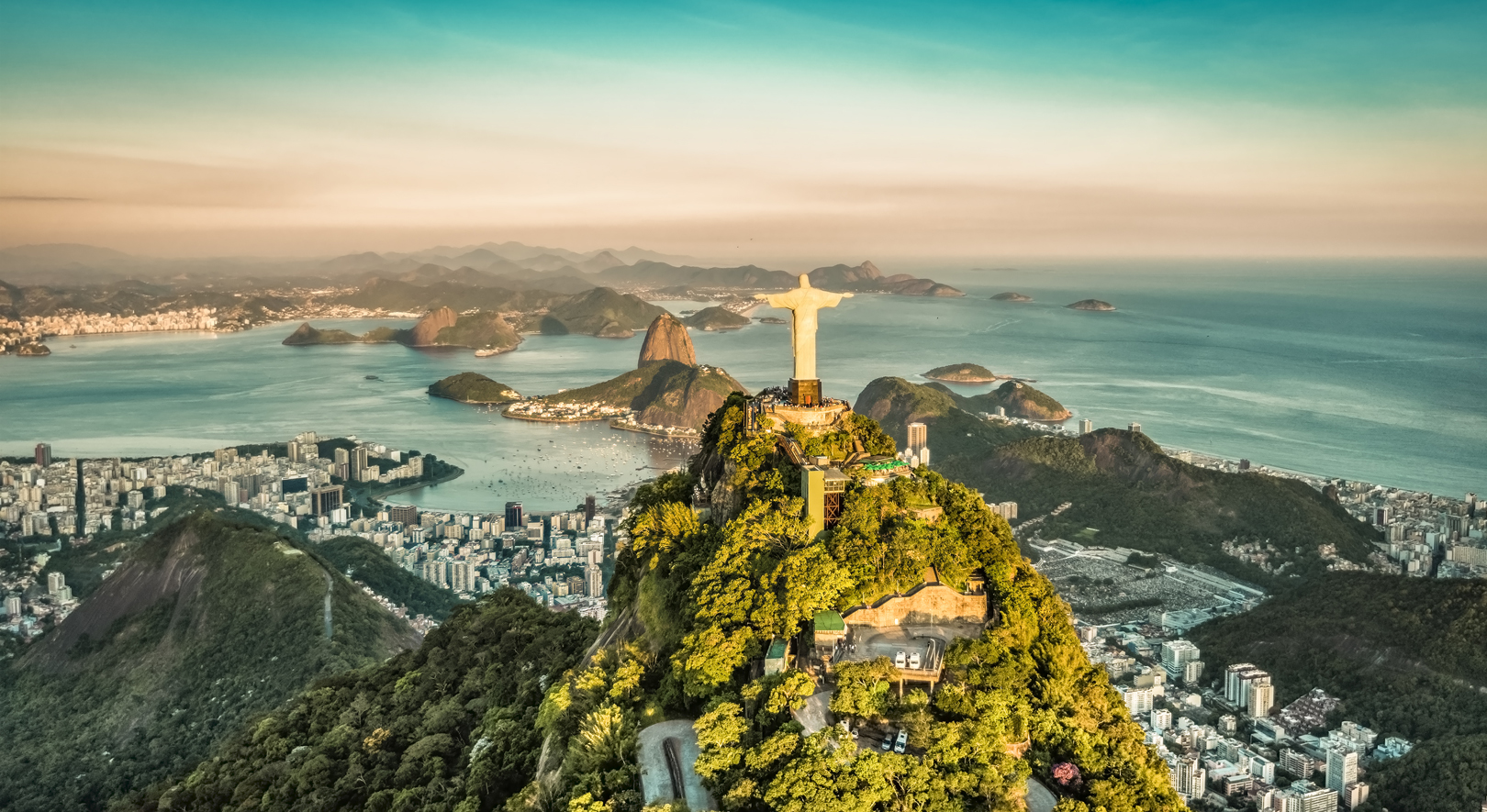 Return flights and stay to Rio De Janeiro!
