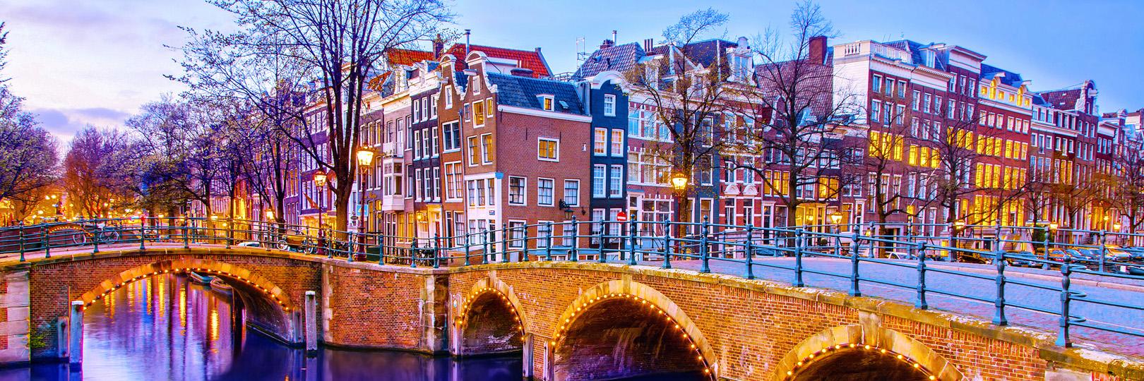 Ταξιδέψτε στο Amsterdam ΤΩΡΑ!