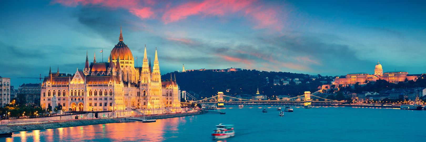 Πακέτο διακοπών στην Βουδαπέστη!