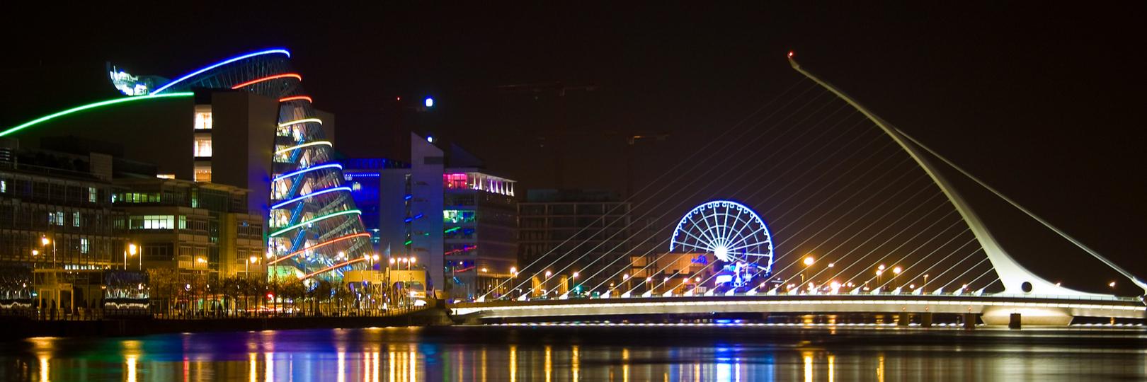 Επισκεφτείτε το Δουβλίνο στην Ιρλανδία!