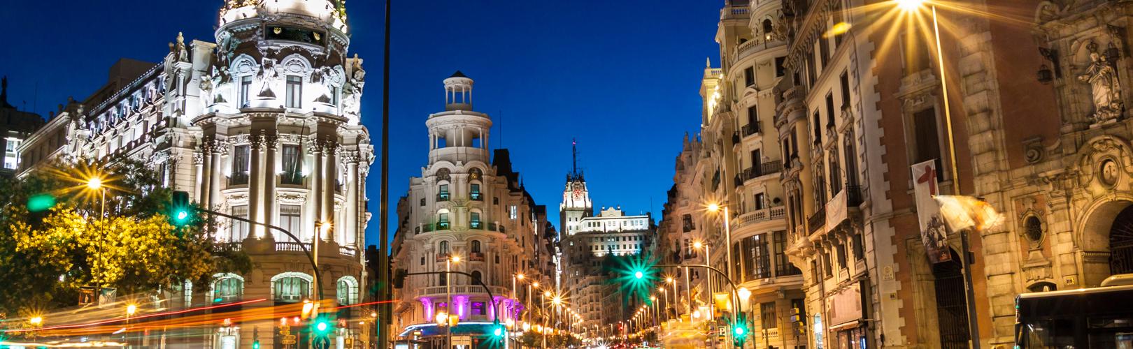 Για 4 μέρες στη Μαδρίτη - Αεροπορικά και Ξενοδοχείο!