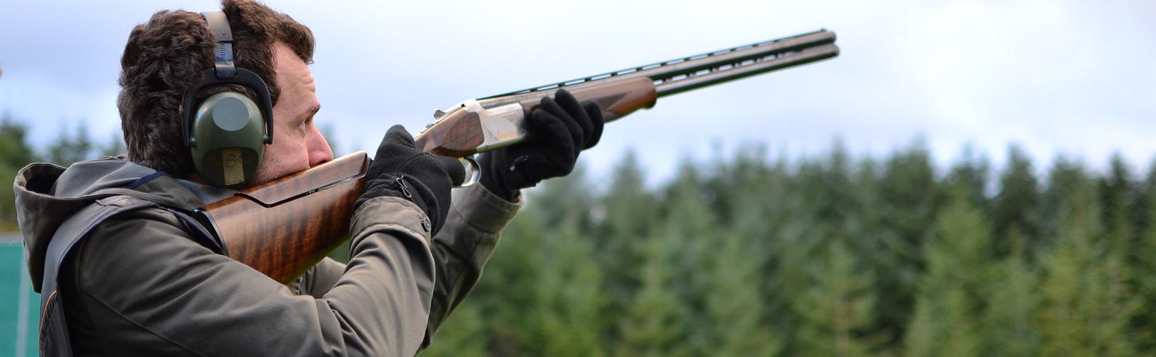 UK-Wide 25 Clay Shooting