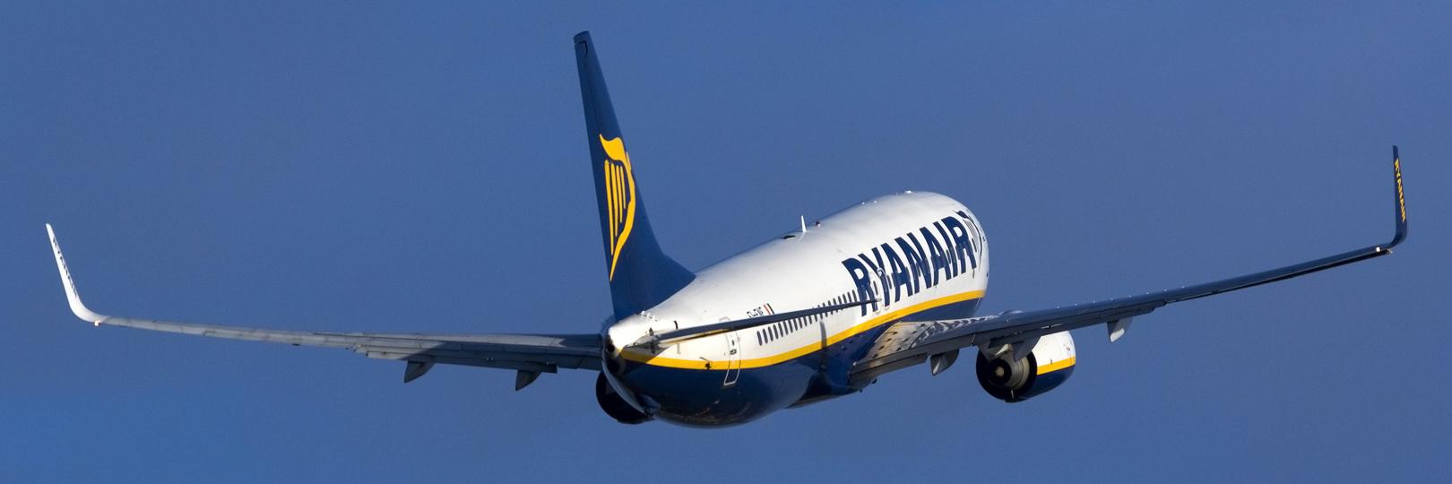 49€ για μια δωροκάρτα €100 σε εισιτήρια της Ryanair!