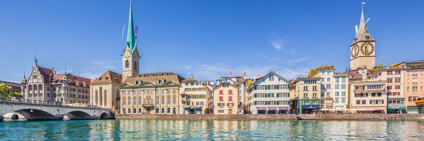 Enjoy a week in Zurich - The fairy tale city
