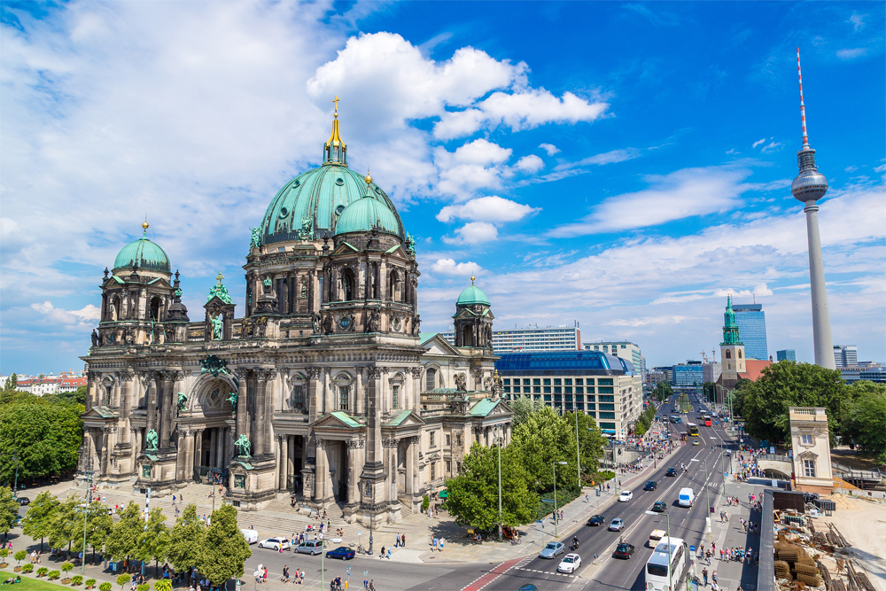 Ζήστε 4 αξέχαστες μέρες στο Βερολίνο!