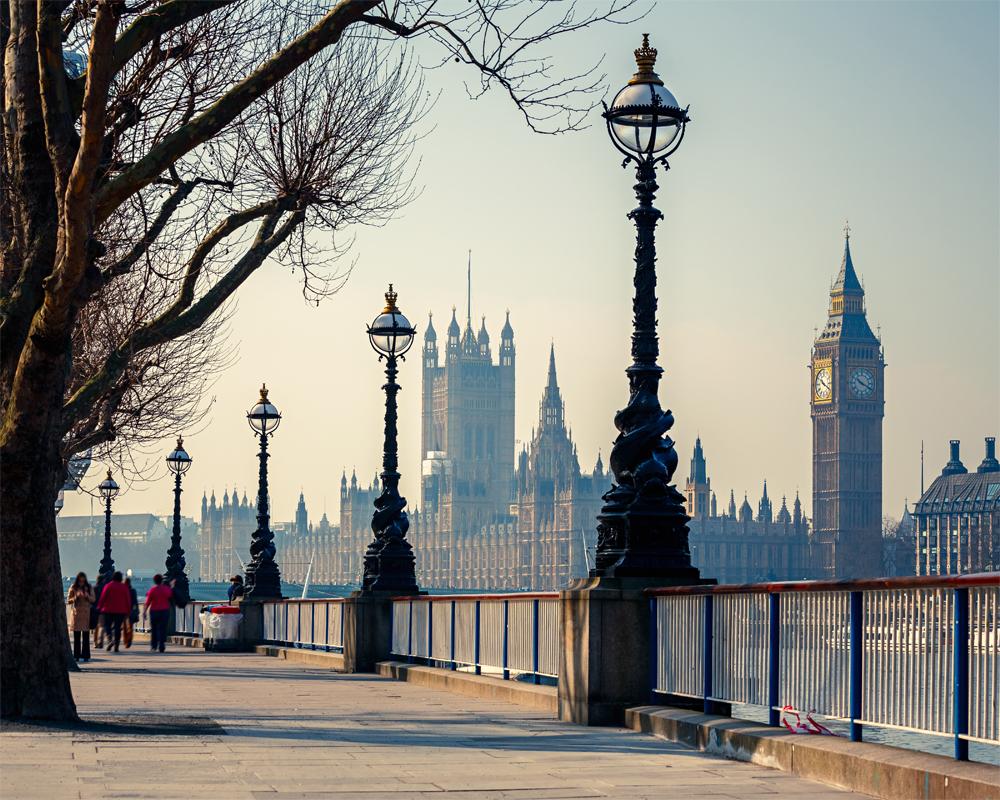 4 ημέρες στο Λονδίνο!