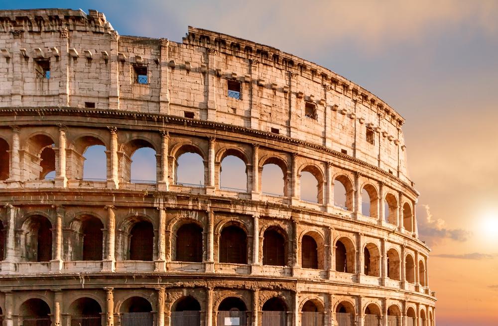 Ρώμη.. με την μελωδία του Volare,οh