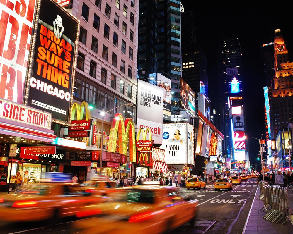 €499 για να απολαύσετε μια βδομάδα στην Νέα Υόρκη