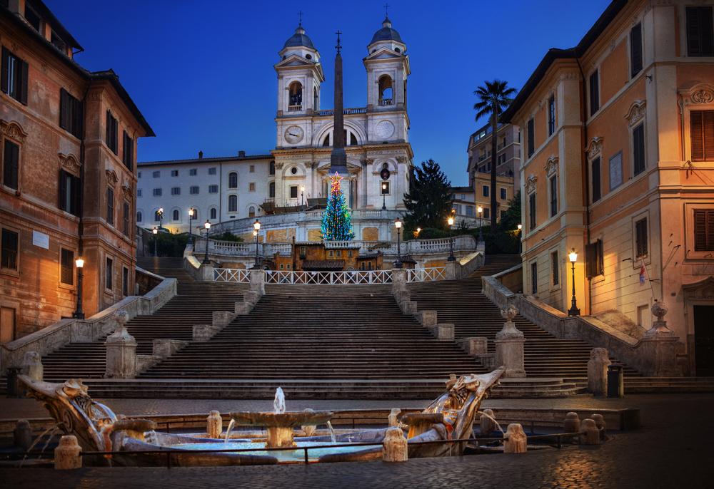 Ρώμη.. με την μελωδία του Volare