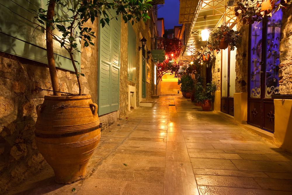 €270 4 μέρες στο Ναύπλιο σε 5* ξενοδοχείο