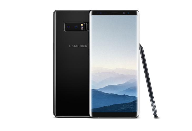 €739 για Samsung Note 8 Dual (64GB)