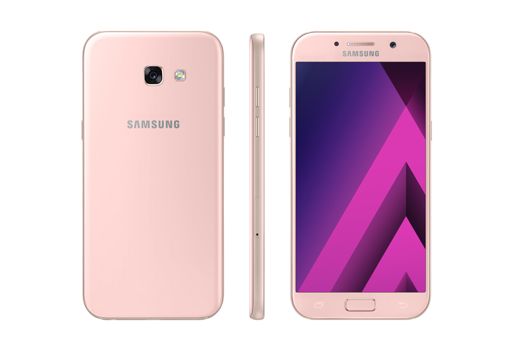 €270 για το Samsung Galaxy A5 2017 (32GB)