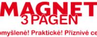 Magnet 3Pagen slevové kupóny