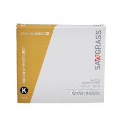 214101 Chromablast SG500/SG1000 kartuša - Black (31ml)