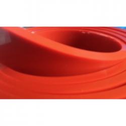 8111451 Rdeča rakel guma trdote 65 SH  - 2,6 m