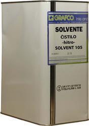 1311055 ČISTILO za sitotisk SOLVENT 105 - hitro sušeče, LT. 5