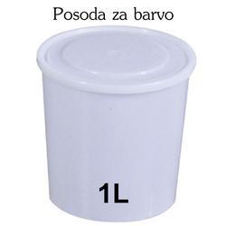 PEposoda1l Posoda za barvo 1 L