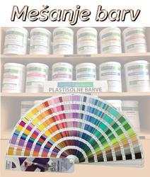 GRAFCO1 Mešanje plastisolnih barv