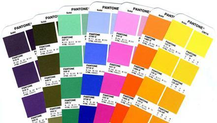 1000011 PANTONE standardna barvna skala