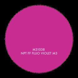 M31038 NPT FF FLUO VIOLET M3, 1 GALLON