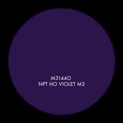M31440 NPT HO VIOLET M3, 1 GALLON