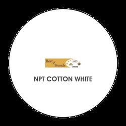 BC9110 NPT Cotton White, 1 GALLON