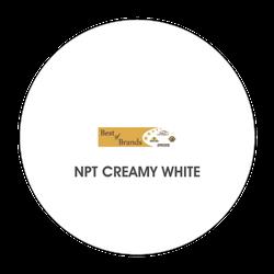 BL9158 NPT Creamy White, 1 GALLON