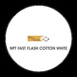 BC9108 NPT Fast Flash Cotton White, 1 GALLON