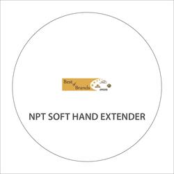 BB0970 NPT Soft Hand Extender, 1 GALLON