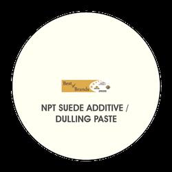 BA0100 NPT Suede Additive / Dulling Paste, 1 GALLON