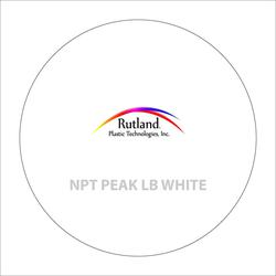 EL905001 NPT PEAK LB WHITE, 1 GALLON